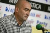 Волейбол - Шампионска лига - пресконференция на Найден Найденов - 17.09.2014
