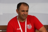Футбол - новият треньор на ПФК Хасково Левент Аврамов - 22.09.2014