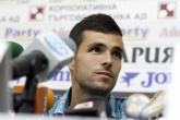 Футбол -  награждаване на Мигел Бедоя за играч N1 на 10-и гръг - 02.10.2014