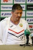 Футбол - Евро 2016 - Пресконференция на Любослав Пенев 06.10.2014