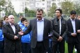 Футбол - ПФК Левски откри нов изкуствен терен - 08.10.2014
