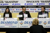 Taekwondo - press conference for the international tournament - 08/10/2014