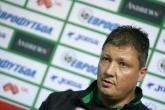 Футбол - Пресконференция на Любослав Пенев - 09.10.2014