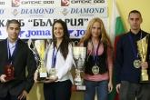 Бойни изкуства - Шотокан КАРАТЕ - ДО - 7 златни медала при мъже и жени - СП Полша - 17.10.2014