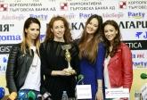 Художествена Гимнастика - награждаване - отбор и треньор на месеца - 20.10.2014