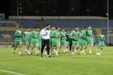 Футбол - Шампионска лига - тренировка на ПФК Лудогорец - 21.10.2014