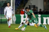Футбол - Шампионска лига - ПФК Лудогорец vs. ФК Базел - 22.10.2014