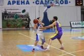 Баскетбол - БК Рилски спортист VS  БК Теодо (Черна гора) - 22.10.2014