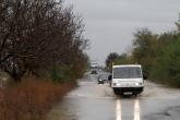 Сняг и задръствания на АМ Тракия, Наводнения в Хасковоско - 25 Октомври 2014