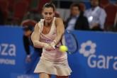 Тенис - WTA - Ализе Корне vs. Флавия Пенета  - 28.10.2014