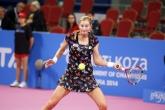Тенис - WTA - Екатерина МАКАРОВА VS Гарбине МУГУРУСА