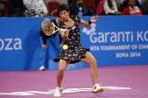 Тенис - WTA  - Доминика ЦИБУЛКОВА  VS  Карла СУАРЕС НАВАРО  - 29.10.2014