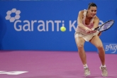 Тенис - WTA - Флавия Пенета - Гарбине Мугуруса - 30.10.2014