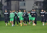 Футбол - ПФК Лудогорец в Благоевград преди мача с Марек 2010 - 30.10.2014