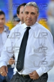 Hristo Stoichkov - head coach of the team from Lovech - Football game - Levski Sofia - Litex  ,05.10