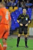 Georgi Jordanov - referee- Football game - Levski Sofia - Litex  ,05.10.12 - Sofia - Georgi Asparouh