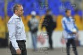 Ilian Iliev - head coach of the team from Sofia - Football game - Levski Sofia - Litex  ,05.10.12 -
