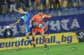 16 Cristovao da Silva Ramos and 21 Alexander Cvetkov - Football game - Levski Sofia - Litex  ,05.10.