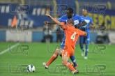 4 Vasil Bojikov and 19 Basile De Carvalho - Football game - Levski Sofia - Litex  ,05.10.12 - Sofia