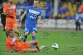 4 Vasil Bojikov and 6 Roman Prochazka - Football game - Levski Sofia - Litex  ,05.10.12 - Sofia - Ge