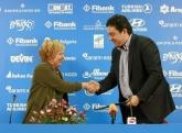 Тенис - Обявяване на сътрудничество между САЩ и БФТ - 02.11.2014