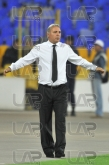 Hristo Stoichkov - head coach - Football game - Levski Sofia - Litex  ,05.10.12 - Sofia - Georgi Asp