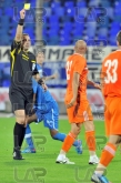 Georgi Jordanov - referee - Football game - Levski Sofia - Litex  ,05.10.12 - Sofia - Georgi Asparou