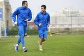 Футбол - тренировка ПФК Левски  - 03.11.2014