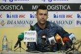 Футбол - награждаване на играч на 12-ти кръг Мартин Камбуров - 04.11.2014