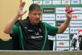 Футбол - пресконференция на националния селекционер Любослав Пенев - 10.11.2014