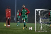 Футбол - тренировка на националния отбор в Правец- 10.11.2014