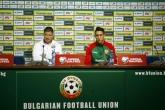 Футбол - Пресконференция на националният селекционер на България Любослав Пенев - 15.11.2014