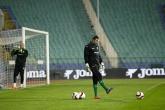 Футбол - тренировка на България преди мача с Малта - 15.11.2014