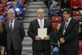 Министър Красен Кралев открива европейско първенство по футзал за глухи 19.11.2014