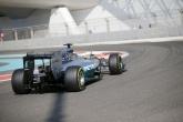 Формула 1 - Гран При на Абу Даби - Петък