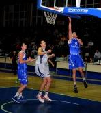 Баскетбол - БК Черноморец vs. БК Спартак Плевен - 22.11.2014