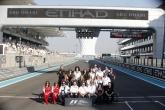 Формула 1 - Гран При на Абу Даби 2014 - Неделя