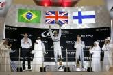 Формула 1 - Гран При на Абу Даби 2014 - Подиум