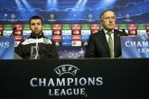 Футбол - Шампионска Лига - пресконференция на Георги Дерменджиев - 25.11.2014