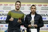 Футбол - награждаване на Антон Карачанаков и Серджиу Буш - 27.11.2014