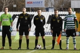 Футбол - Купа България - ПФК Славия vs. ПФК Черно Море - 03.12.2014