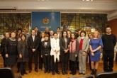 Подписване на договори между МСС и младежки неправителствени организации - 04.12.2014