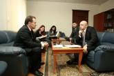 Спорт - ММС Красен Кралев се срещна с посланика на Малта Лино Бианко - 10.12.2014