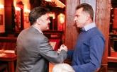 Футбол - Борислав Михайлов награди бивши футболисти 10.12.2014