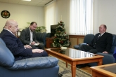Спорт - Министър Красен Кралев се срещна с президента на WKF Антонио Еспиньош - 12.12.2014