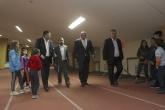 Спорт - Министър Красен Кралев направи инспекция на атлетическата писта на нац. стадион Васил Левски - 12.12.2014