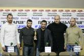 Бойно Самбо - награждаване на отбор на м. Ноември - 15.12.2014