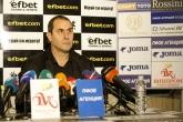 Футбол - пресконференция на Димитър Димитров - ХЕРО -18.12.2014