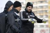 Футбол - ПФК Лудогорец тренировка на