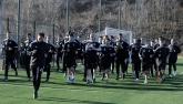 Футбол - Представяне на нови футболисти и първа тренировка на Литекс - 11.01.2015